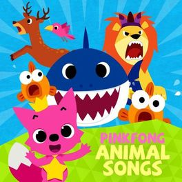 Album cover of Pinkfong Animal Songs