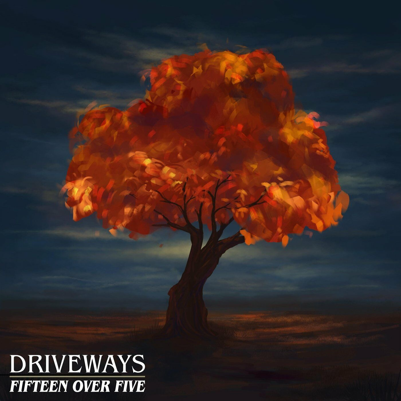 Driveways - Fifteen over Five [single] (2020)