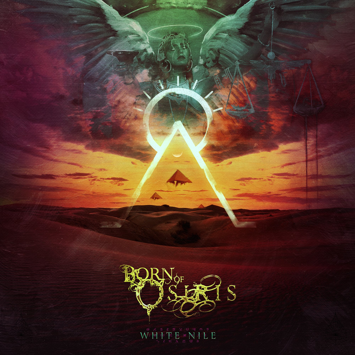 Born of Osiris - White Nile [single] (2021)