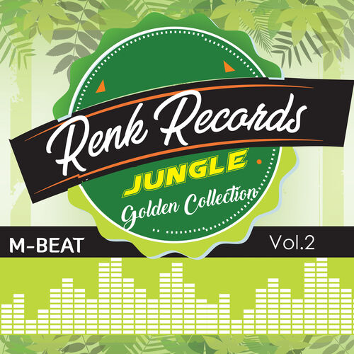 M-Beat - Renk Records Golden Collections Vol. 2 2018 [LP]