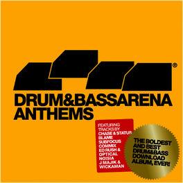 Album cover of Drum&BassArena Anthems