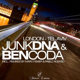 Album cover of London Tel-Aviv
