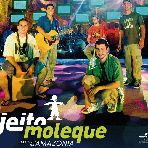Baixar CD Ao Vivo Na Amazonia/ Singles – Jeito Moleque (2008) Grátis