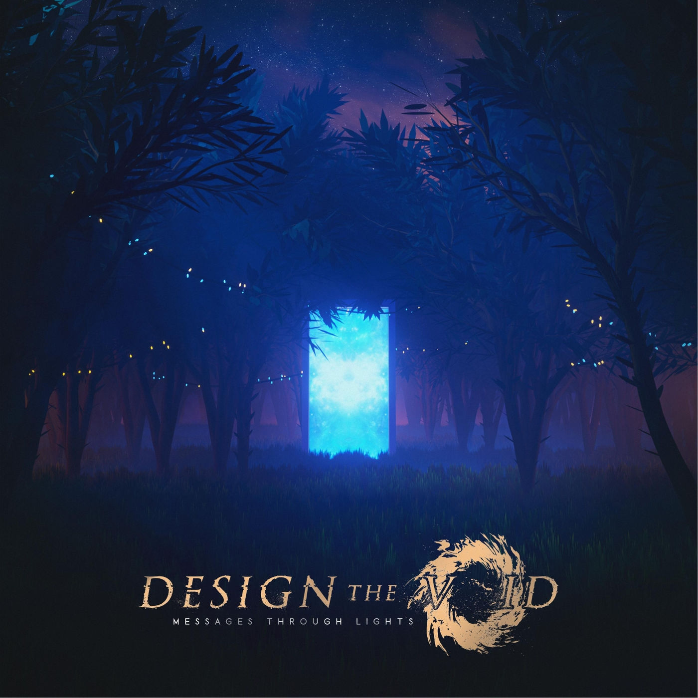 Design the Void - Messages Through Lights [EP] (2020)