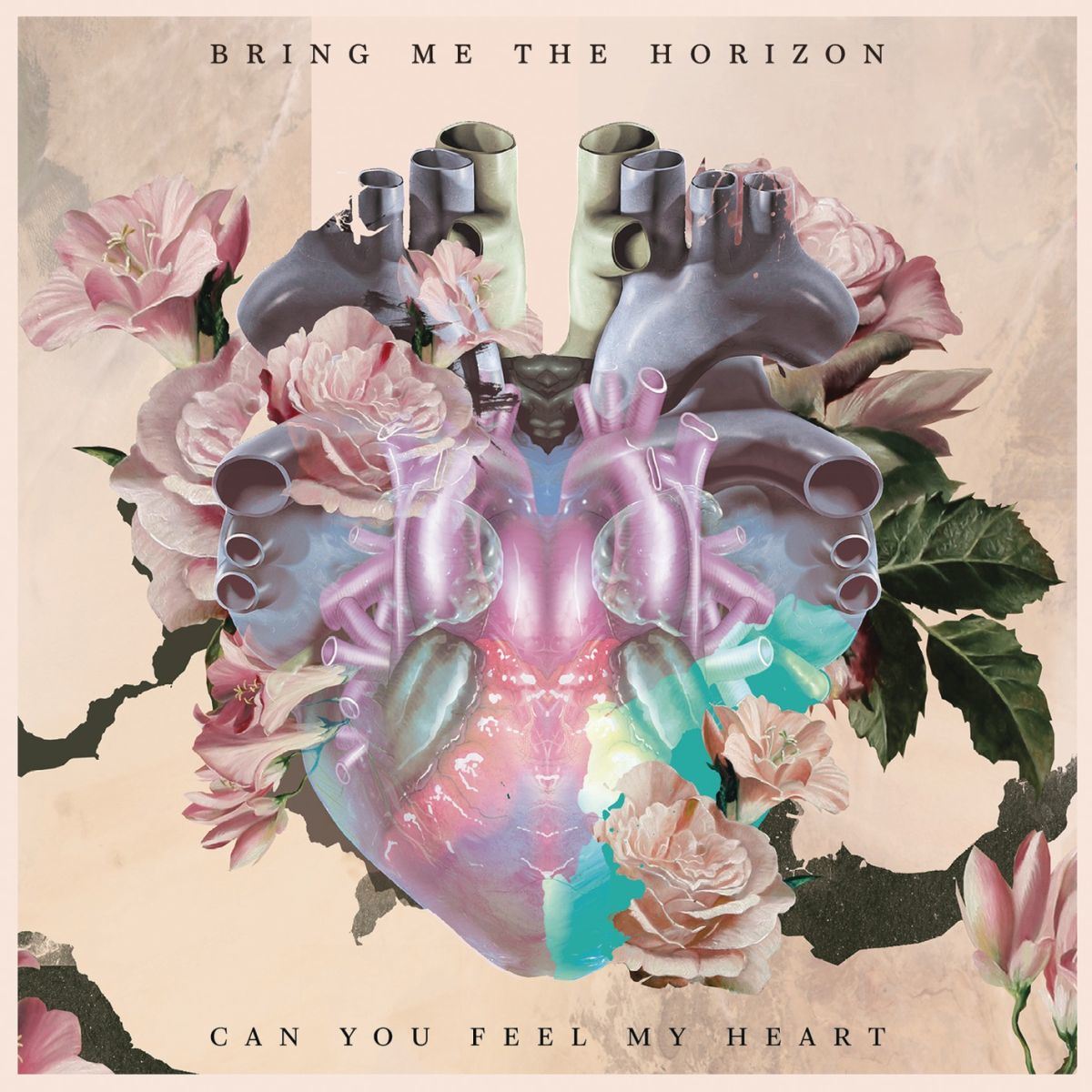 Bring Me The Horizon - Can you feel my heart [single] (2013)