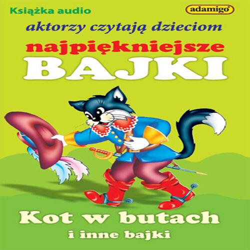 Michal Kula Kot W Butach I Inne Bajki Music Streaming