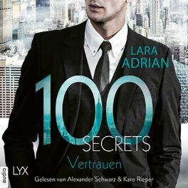 Album cover of 100 Secrets - Vertrauen (Ungekürzt)