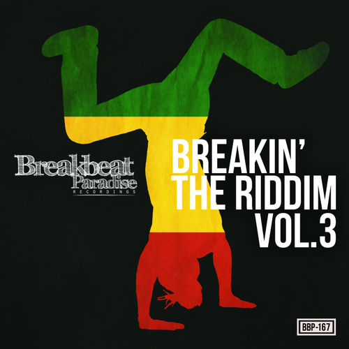 VA - Breakin' the Riddim, Vol. 3 [LP] 2019
