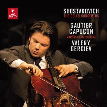 Shostakovich: Cello Concerto No. 1 in E-Flat Major, Op. 107: I. Allegretto cover