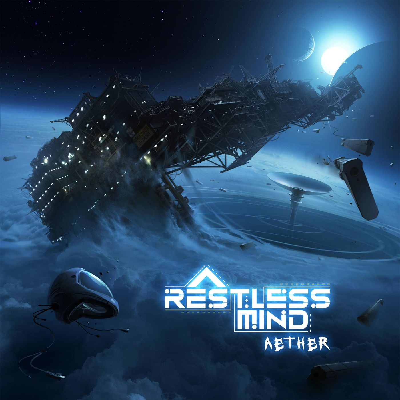 A Restless Mind - Aether [EP] (2021)