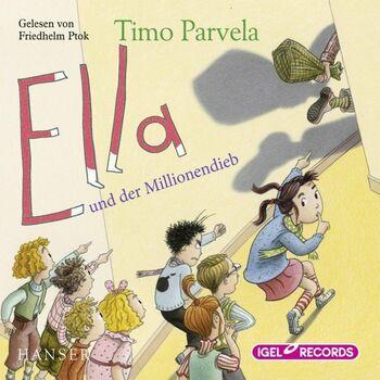 Kapitel 2.4 & Kapitel 3.1 - Ella und der Millionendieb cover