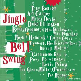 Album cover of Jingle Bell Swing