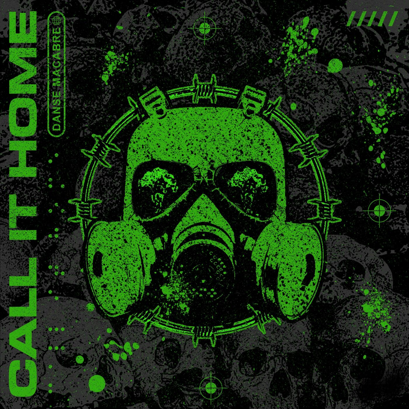 Call It Home - Danse Macabre [single] (2020)