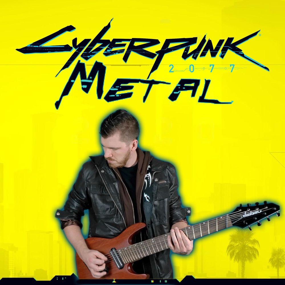Artificial Fear - Cyberpunk 2077 Theme Song (Metal)