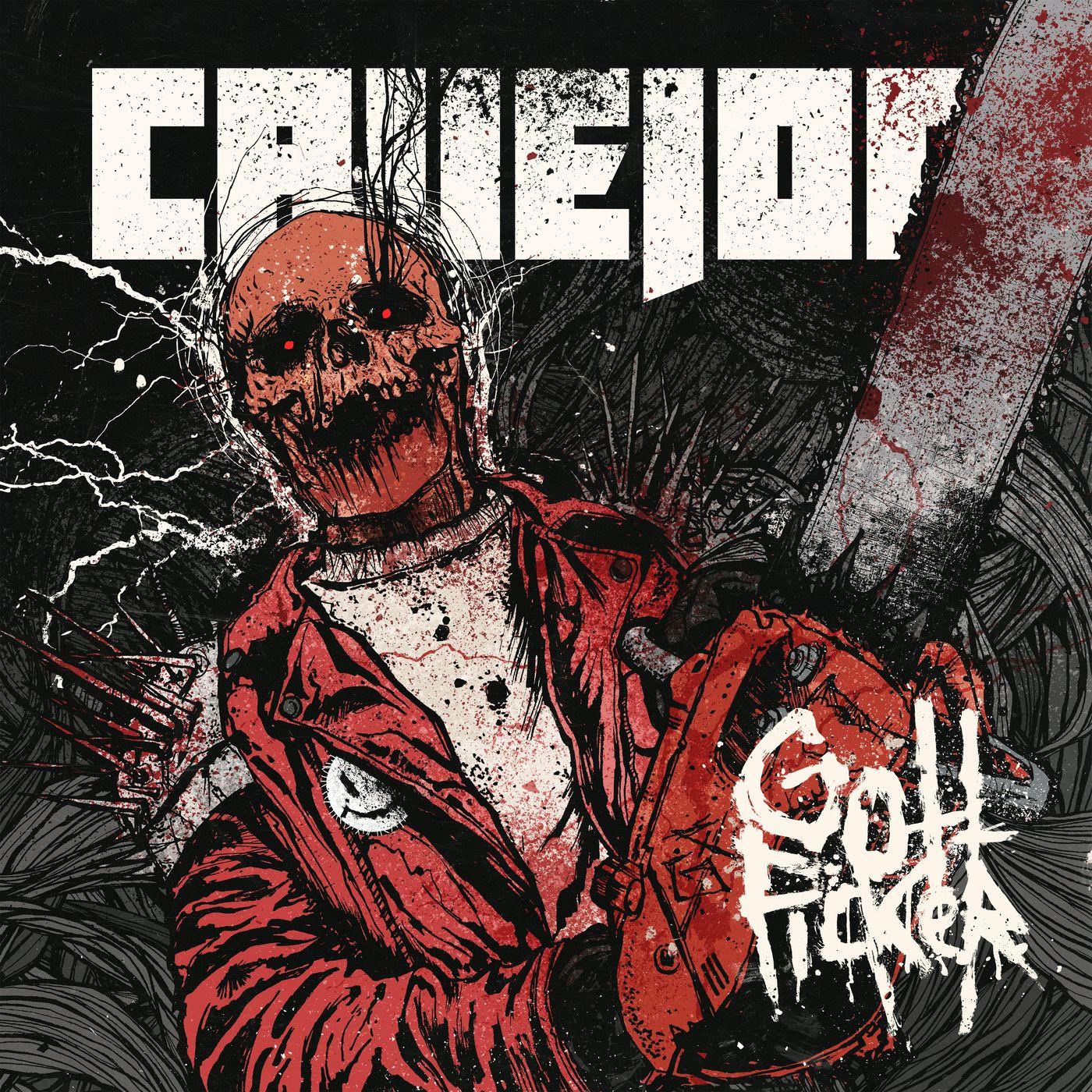Callejon - Gottficker [single] (2020)
