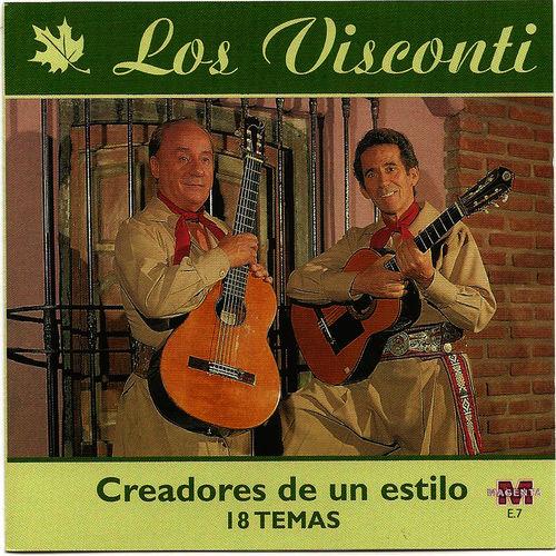 descargar discografia completa de los visconti
