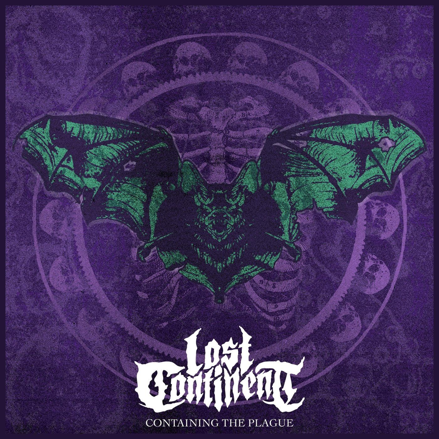 Lost Continent - Containing The Plague [EP] (2020)