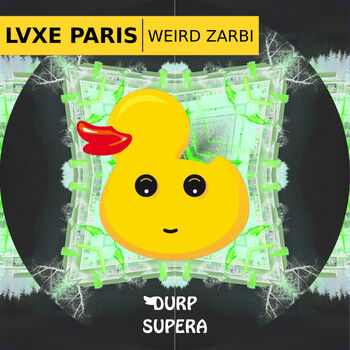 Weird Zarbi cover