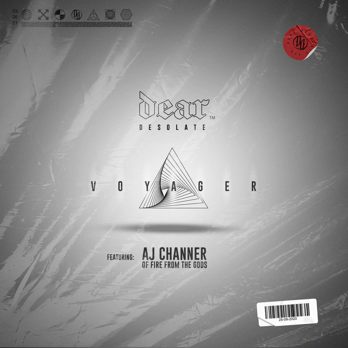 Dear Desolate - Voyager [single] (2021)