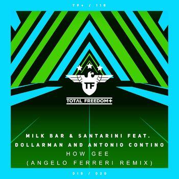 How Gee (Angelo Ferreri Remix) cover