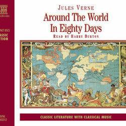 Jules Verne : Around the World in Eighty Days (Abridged)