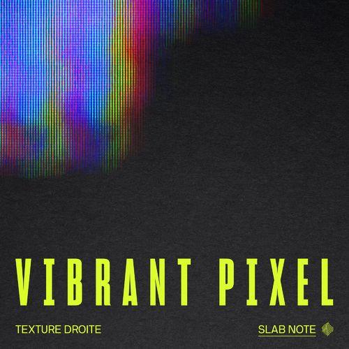Vibrant Pixel Image