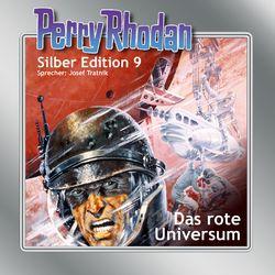 Das rote Universum - Perry Rhodan - Silber Edition 9