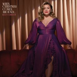 Kelly Clarkson – When Christmas Comes Around… 2021 CD Completo