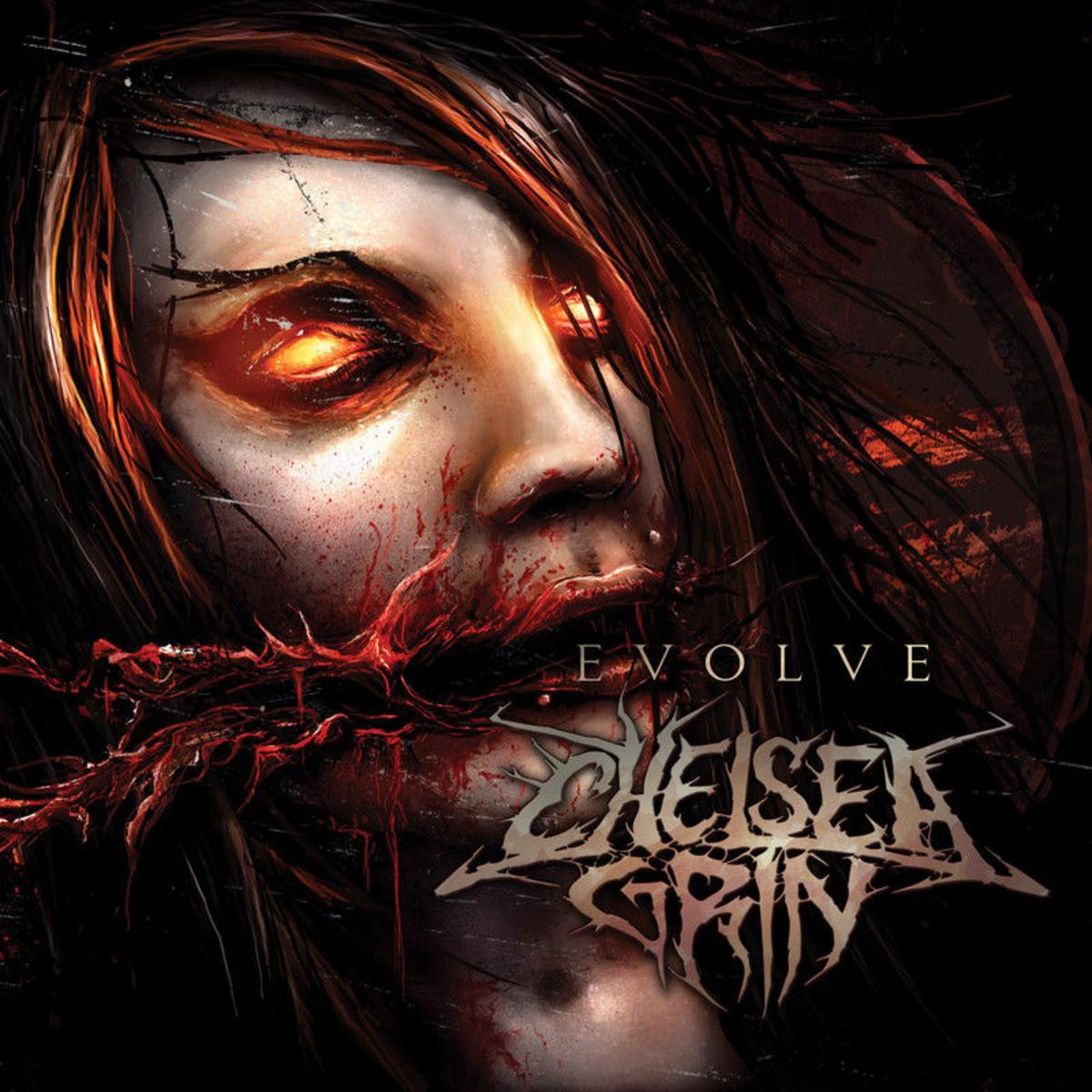 Chelsea Grin - Evolve [EP] (2012)