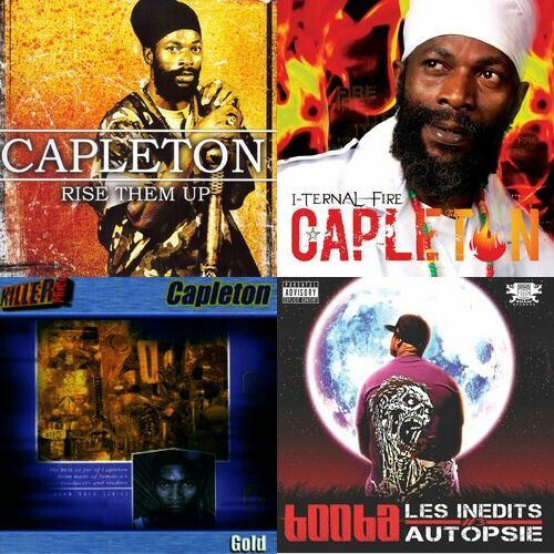 capleton playlist - Listen now on Deezer | Music Streaming