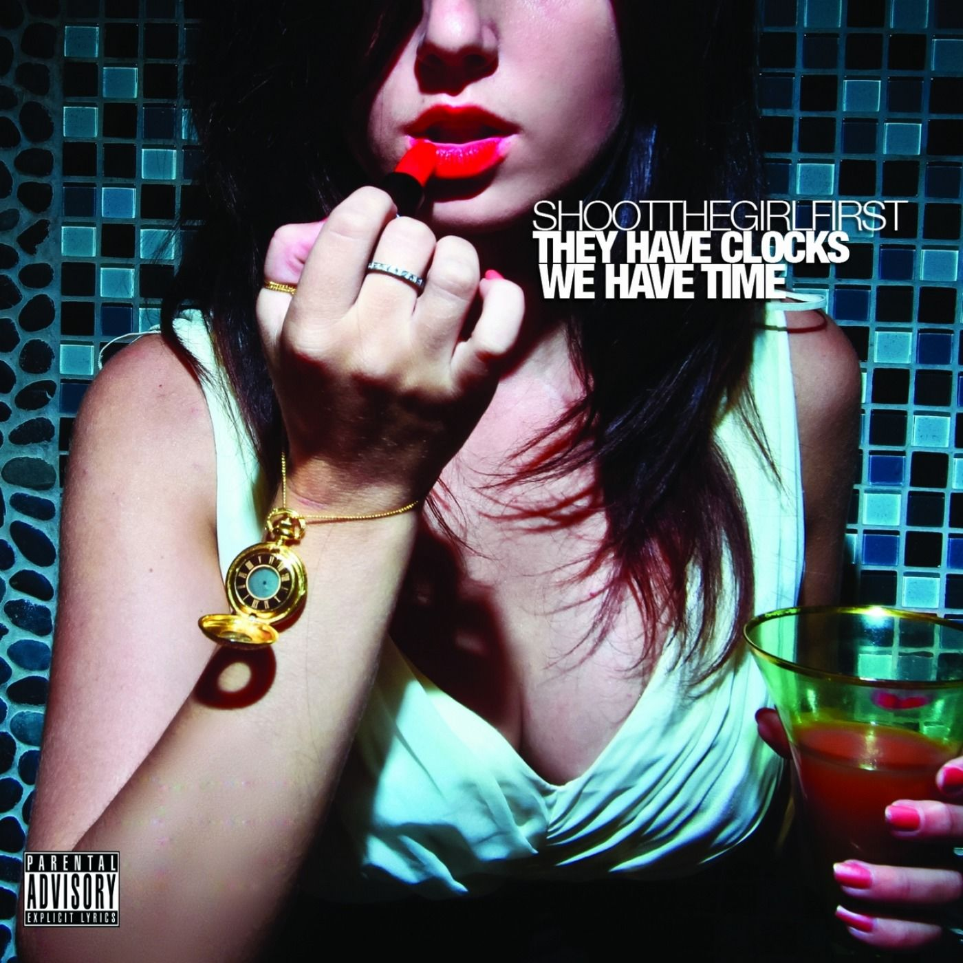 Shoot The Girl First - They Have Clocks, We Have Time [EP] (2011)