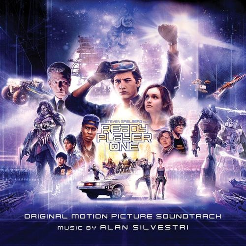 Baixar CD Ready Player One (Original Motion Picture Soundtrack) – Alan Silvestri (2018) Grátis