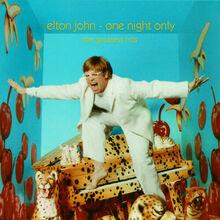 Crocodile Rock (Live At Madison Square Garden, USA/2000) - Elton John Chords