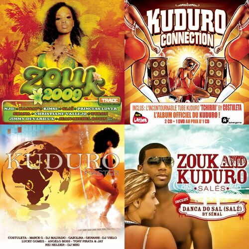 kuduro connection 2