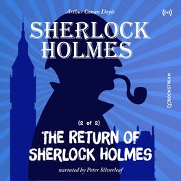 Album cover of The Return of Sherlock Holmes (2 of 2)