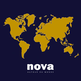 Album cover of Nova Autour du Monde