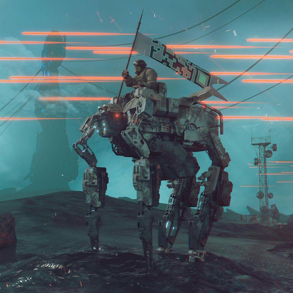 Music Galaxy DJ - Cyberpunk Music 2077 (Audio City)