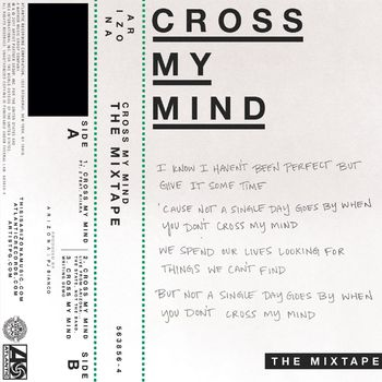 Cross My Mind, Pt. 2 (feat. Kiiara) cover