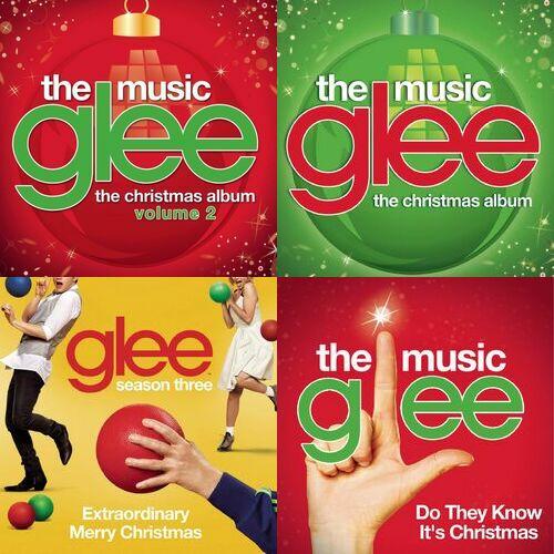 playlist glee christmas couter sur deezer musique en streaming