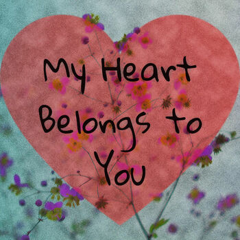 My Heart Belongs to You cover
