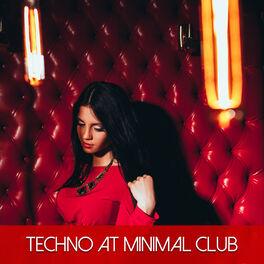 Album cover of Techno at Minimal Club