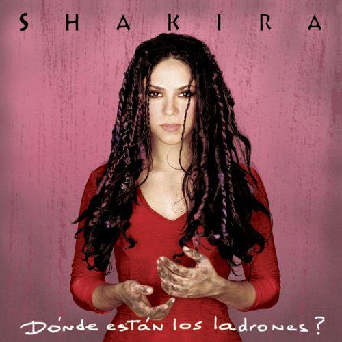 Baixar CD Donde Estan Los Ladrones – Shakira (1999) Grátis