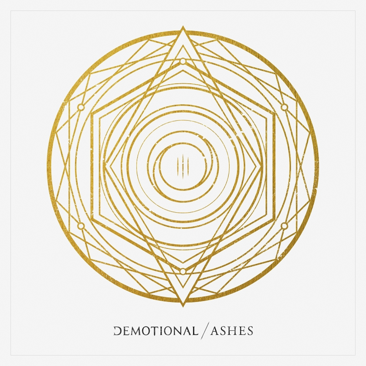 dEMOTIONAL - Ashes [single] (2017)