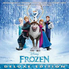 Album cover of Frozen (Original Motion Picture Soundtrack/Deluxe Edition)