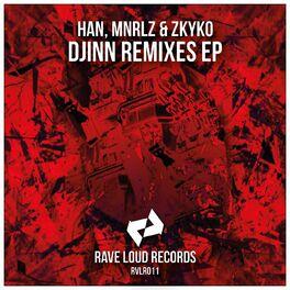 Album cover of Djinn (Remixes)