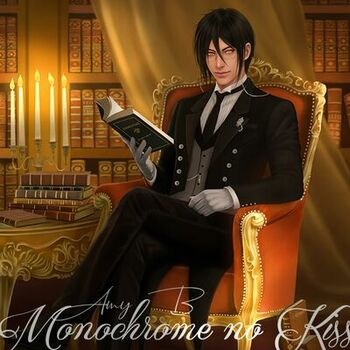 Black Butler Opening (Monochrome No Kiss) cover