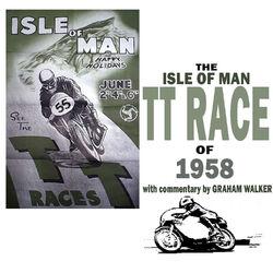 The Isle Of Man TT Race Of 1958