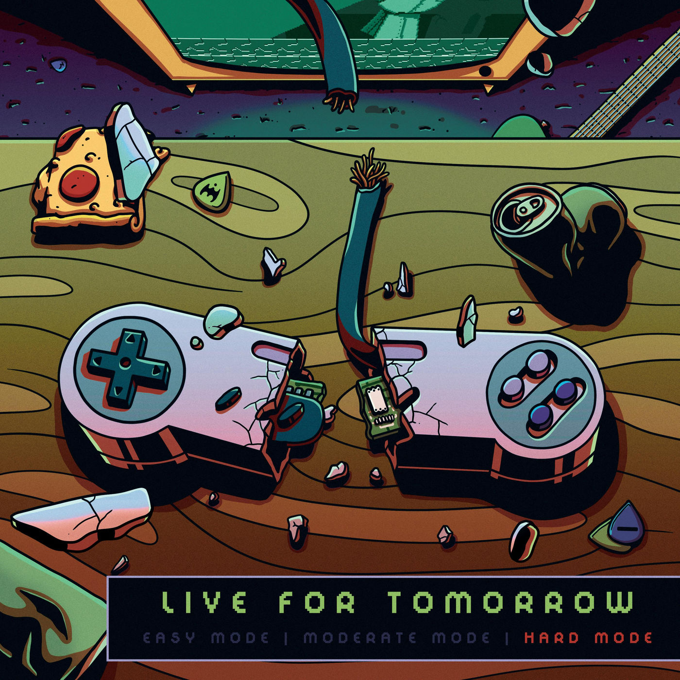 Live for Tomorrow - Hard Mode [single] (2020)