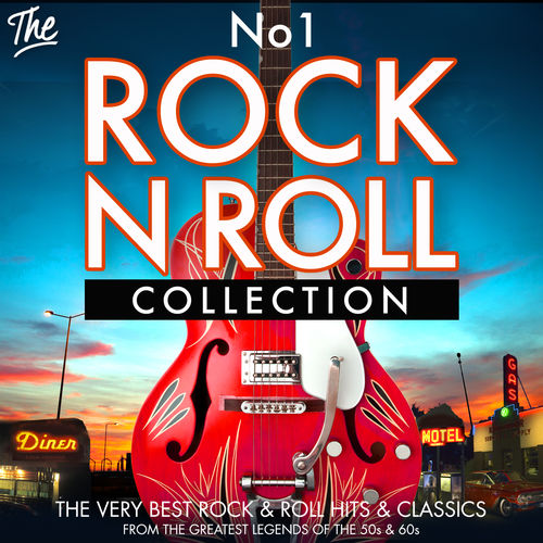Various Artists: The No 1 Rock n Roll Collection - The Very Best