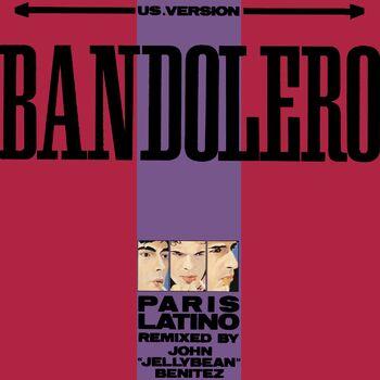 Paris Latino (Hot Paris Latino) [Us Version - JJB Remix] cover